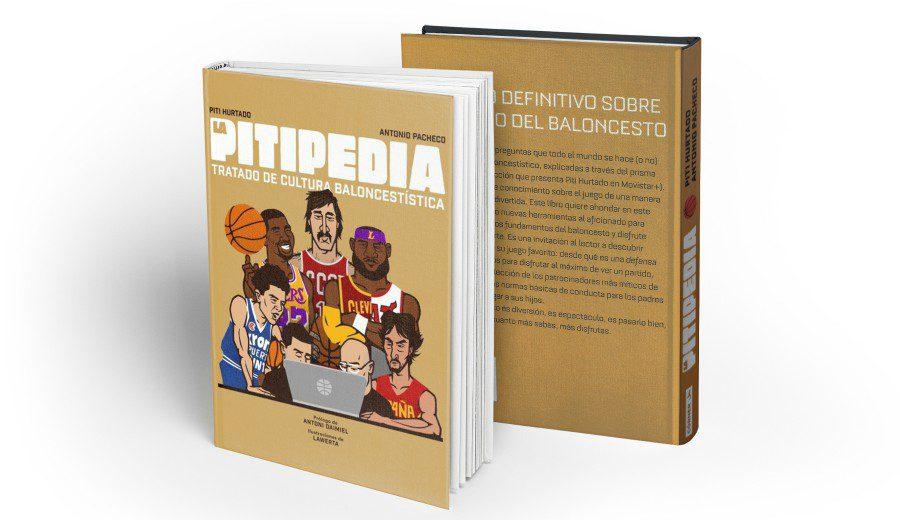La Pitipedia, el manual de manuales escrito por Piti Hurtado y Antonio Pacheco