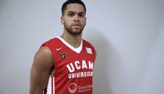 Manu Lecomte seguirá una temporada más en el UCAM Murcia