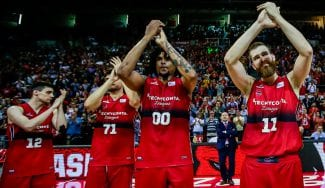 El Zaragoza vuelve a Europa: jugará la Basketball Champions League