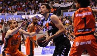 Goran Huskic es el primer renovado por San Pablo Burgos para el próximo año