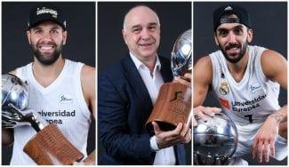 Palabra de campeón: Felipe Reyes, Pablo Laso y Facu Campazzo