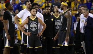 La caída de los Warriors: de las Finales a pensar en el 'tanking'