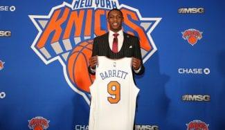 R. J. Barrett avisa: «Voy a ser el rookie del año, con toda seguridad»