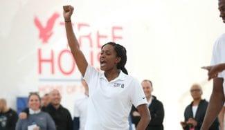 Una estrella WNBA para reconstruir los Pelicans: Swin Cash, muy cerca