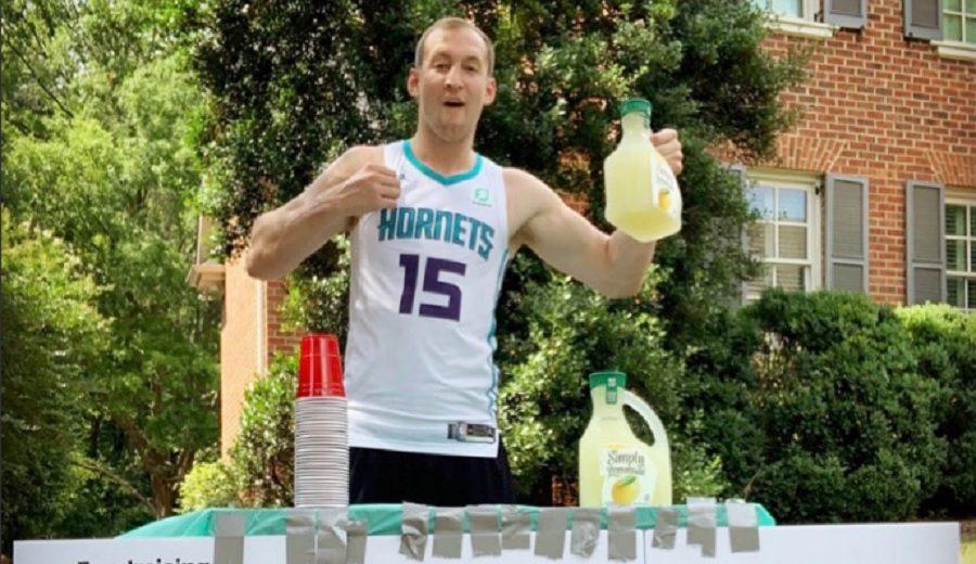 La divertida manera de convencer a Kemba Walker de que renueve con los Hornets