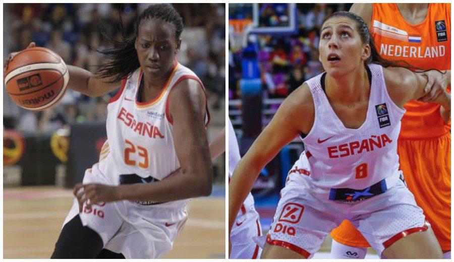 La selección femenina hace dos descartes antes de Zaragoza