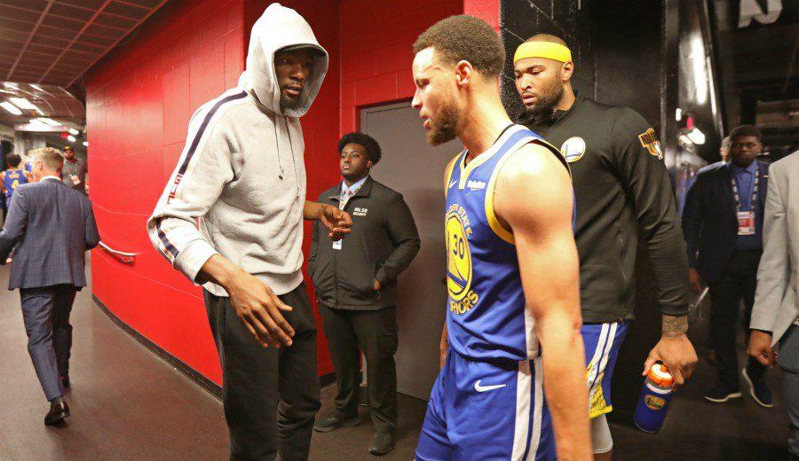 Malas noticias para Warriors: Durant también se pierde el cuarto partido