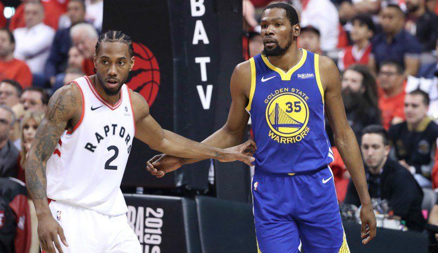 No es ciencia ficción: Durant y Leonard quieren jugar juntos