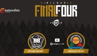 Palma y Bilbao se jugarán en la Final Four el último billete para la ACB