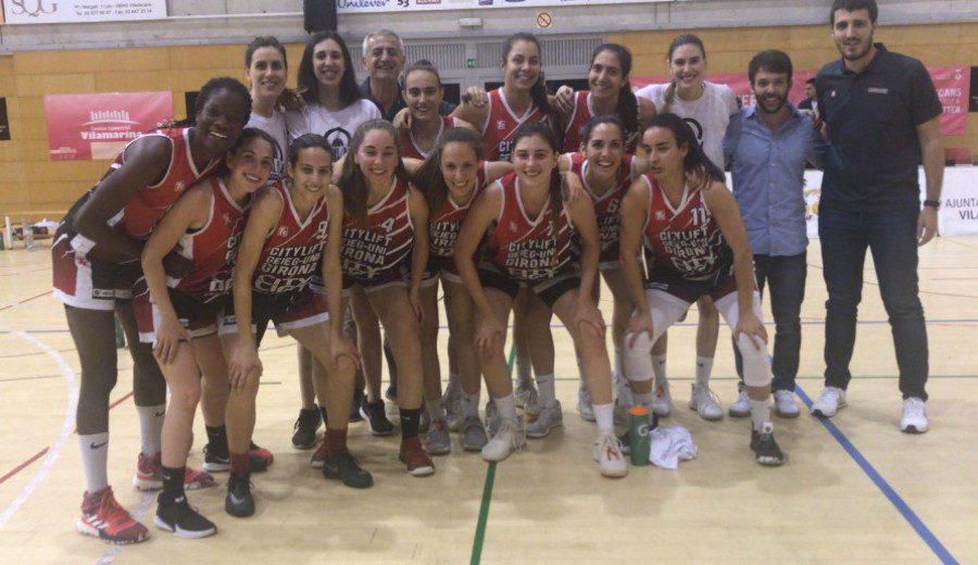 Girona, de moda: campeonas de Liga DIA… y ascenso a Liga Femenina 2