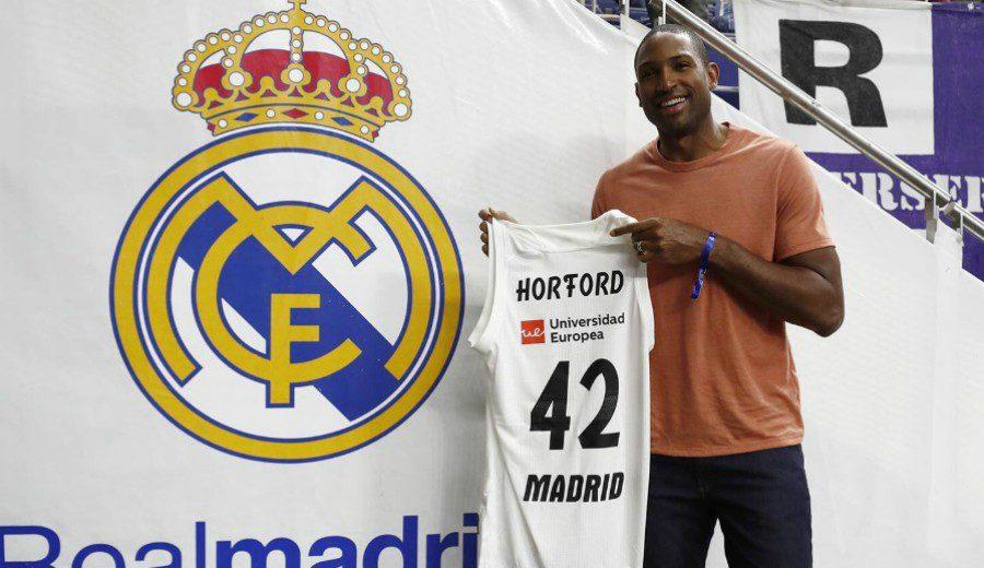 Horford pide a Irving que se quede en Boston viendo el Madrid-Valencia