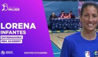 Los Spurs, otra vez: una española, asistente en la Summer League