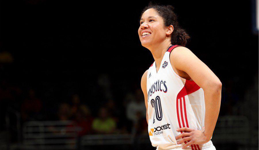 Una campeona olímpica y de la WNBA, asistente de los Boston Celtics