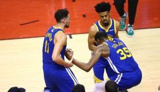 Motivo, Durant: los Warriors se enfadan con el público de Toronto