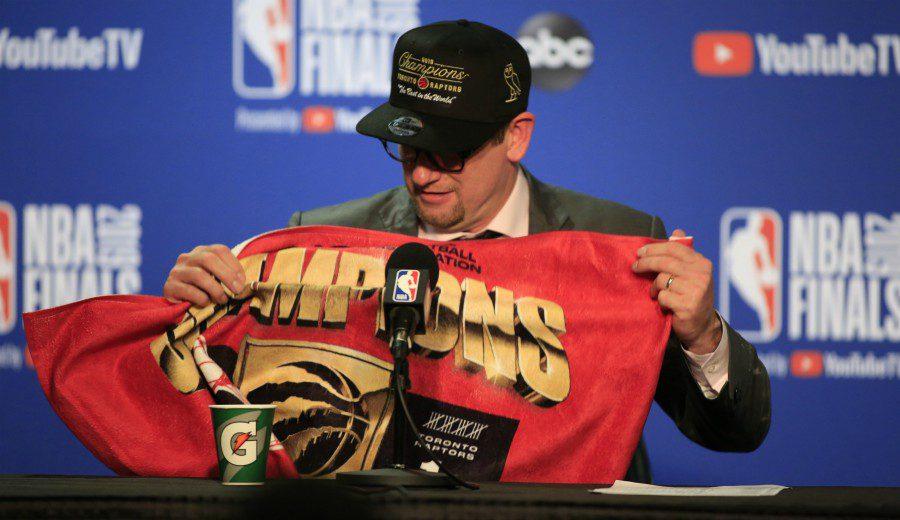 La historia de Nick Nurse: de Gran Bretaña y Bélgica… a campeón NBA en su debut