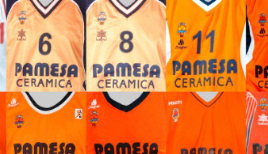¡Compáralas! Así han cambiado las camisetas del Valencia Basket