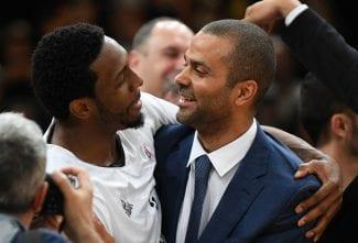 Más del adiós de Parker: «En los Spurs, no dejamos que el dinero nos afectara»