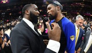 Las fuentes de Perkins se lo dejan claro: «Durant firmará con los Nets»