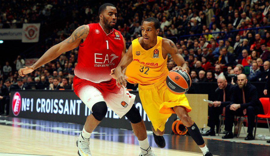 Otro ex de la ACB que se va con Plaza: Renfroe firma con el Zenit