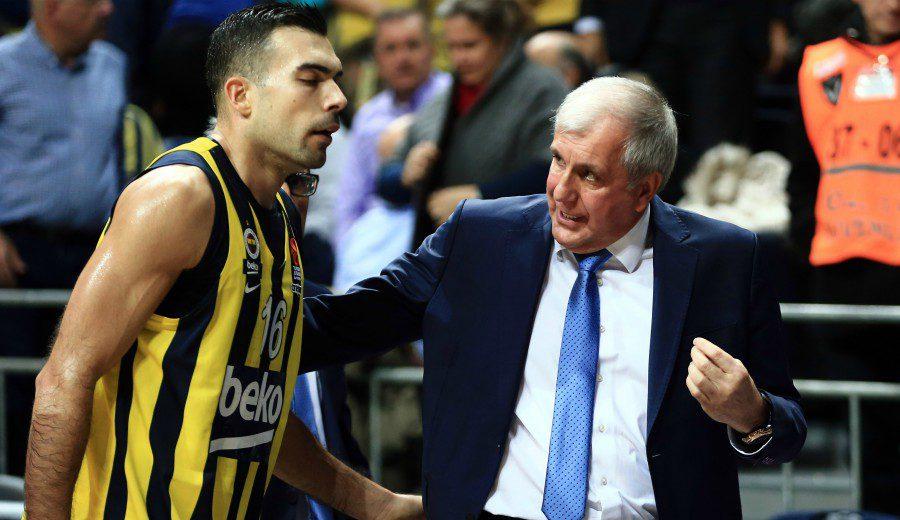 """Obradovic declara amor eterno a Sloukas: """"Siempre seremos uno"""""""