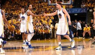 Los Warriors renovarán a Thompson por el máximo: Livingston, dudas