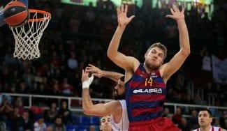Dardo de Vezenkov al Barça: «El Madrid es el mejor equipo de la ACB»