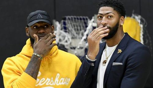 Anthony Davis no se casa con los Lakers y no asegura su renovación