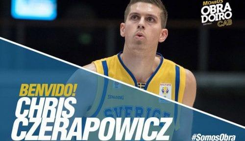 El Monbus Obradoiro sigue fichando: llega Chris Czerapowicz