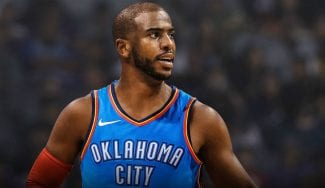 Los Oklahoma City Thunder no encuentran destino para Chris Paul