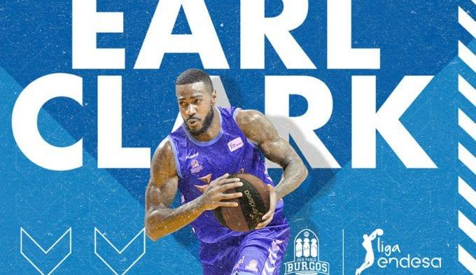 El San Pablo Burgos incorpora a Earl Clark a su plantilla