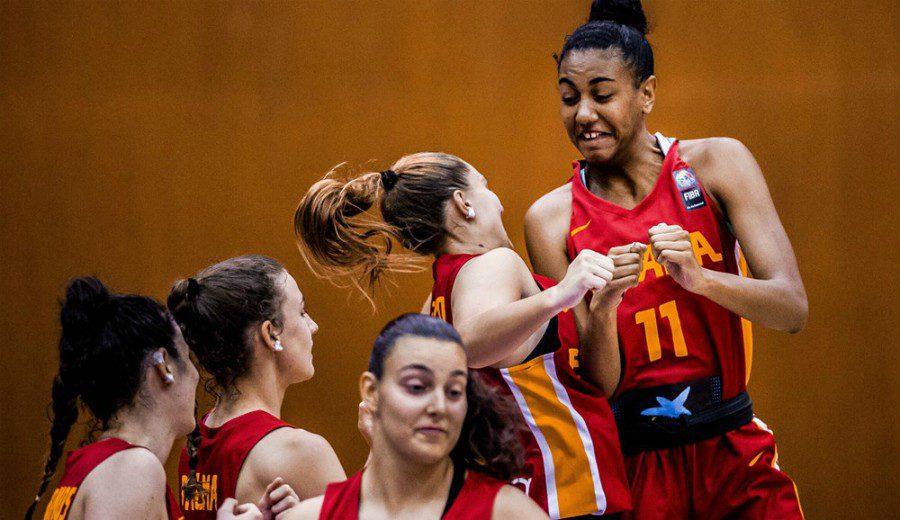 España se mete en semifinales del Mundial U19 femenino