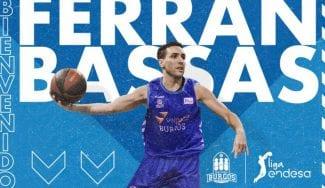Ferran Bassas se incorpora al San Pablo Burgos como director de juego