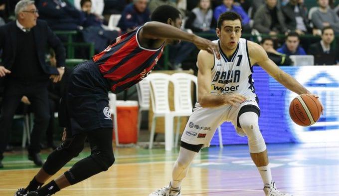 El argentino Juampi Vaulet llega al Manresa con la NBA en el horizonte