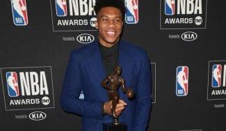 Antetokounmpo no quiere que le llamen MVP… hasta que lo gane este año otra vez
