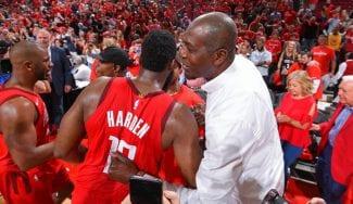 El nuevo dúo Westbrook-Harden tiene un fiel defensor: Hakeem Olajuwon