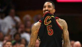 Los Cleveland Cavaliers cortan a JR Smith y será agente libre
