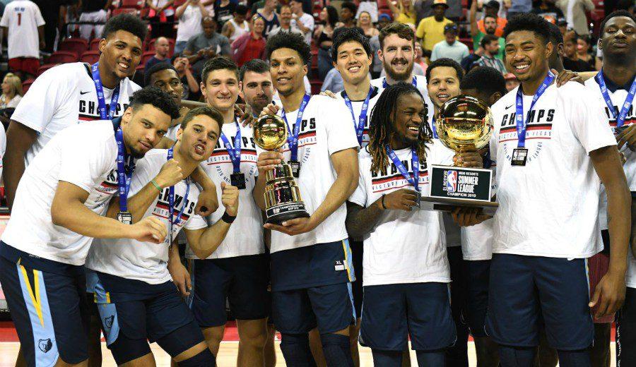 Lo mejor de la Summer League de Las Vegas: Memphis, campeón