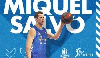 Miquel Salvó se incorpora a la disciplina del San Pablo Burgos