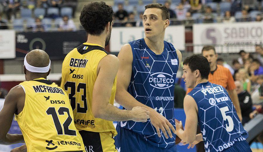 Vyachelav Bobrov se marcha del Gipuzkoa Basket a Montakit Fuenlabrada