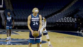 De tal palo, tal astilla: Así lanza los tiros libres el hijo de Ricky Barry en un equipo NBA