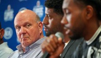 Steve Ballmer, a lo suyo: quiere cambiar el nombre de los Clippers
