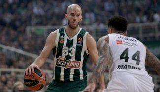 Nick Calathes, rey de Grecia: elegido MVP por tercera vez seguida