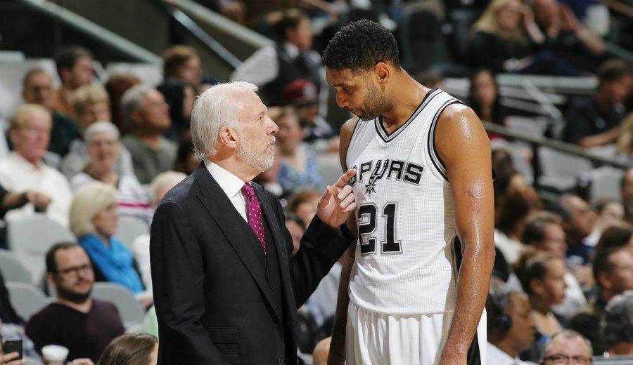 Los Spurs alucinan con la llegada de Duncan: «Un gran mentor»