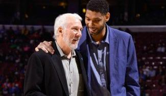 Notición: los Spurs recuperan a Tim Duncan… ahora como asistente