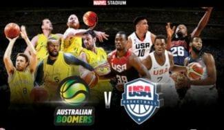 Las bajas de USA afectan a Australia para el amistoso entre ambos
