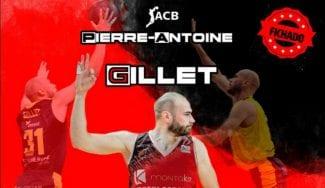 El Fuenlabrada tiene nuevo ala-pívot: fichan a Pierre-Antoine Gillet