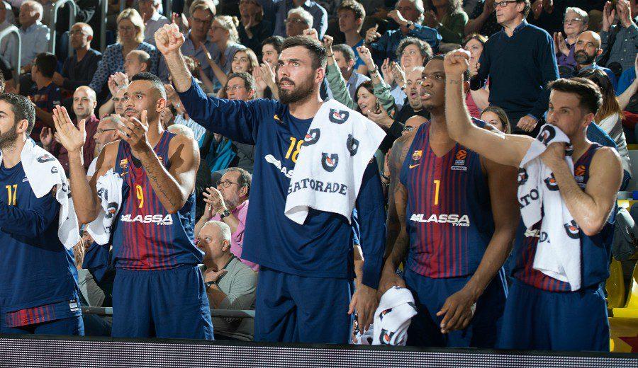 No sólo son fichajes: el Barça renueva a Heurtel y Hanga