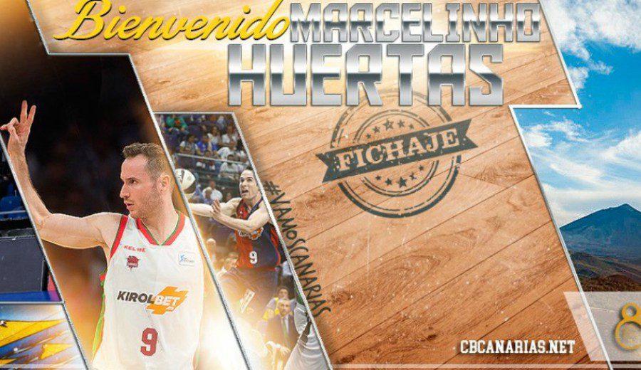 Marcelinho jugará en su quinto equipo ACB: ficha por el Iberostar