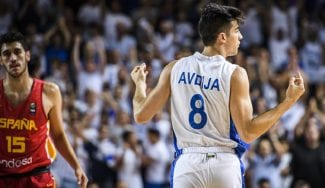 El macabeo Avdija lidera a la Israel que deja a España con una plata en la sub-20