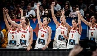 España se mete en la final de otro EuroBasket tras ganar a Serbia en Serbia